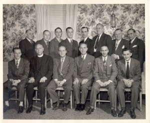 1945 IBM Ring 41 Founding Members